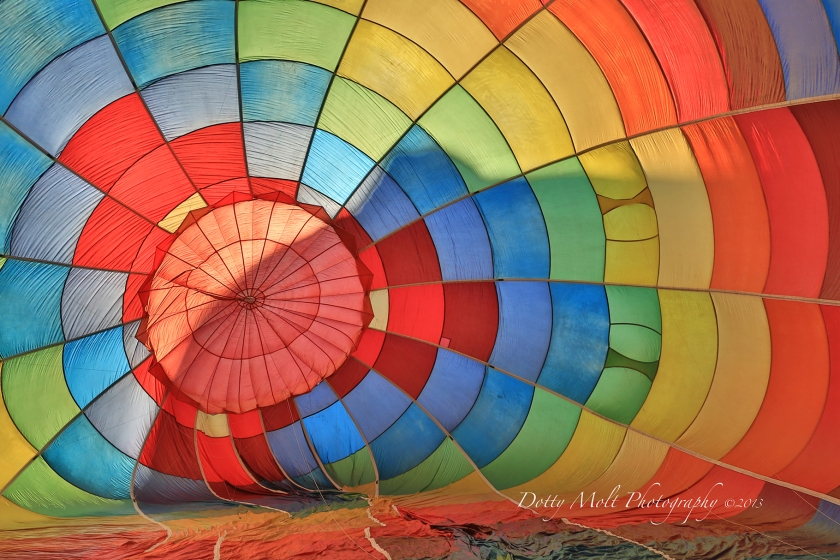 Rainbow Inflation Great Reno Balloon Race